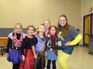 halloween doa group