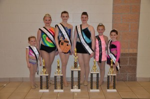 2014 Miss Majorette winners